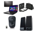 Set Ntb Lenovo IdeaPad G580 + Bra�na Dicota D30446 + My� Genius Traveler 6000Z + Repro Genius SP-S110 + Flash USB Kingston DataTraveler 111 + Software Norton Internet Security 2013 + Router Tenda W316R + TV tuner Technaxx DVB-T + SIM T-mobile